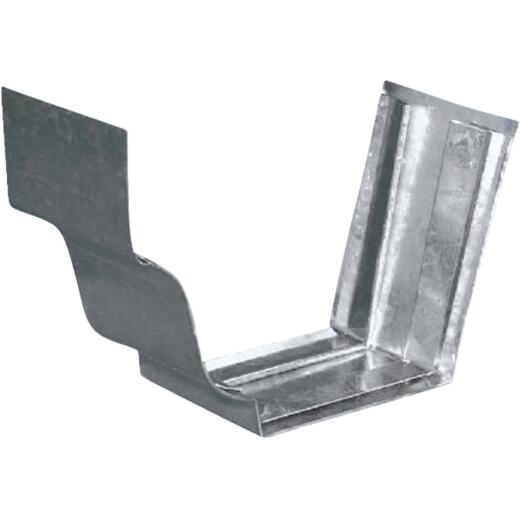 Amerimax 5 In. Galvanized Slip-Joint Gutter Connector