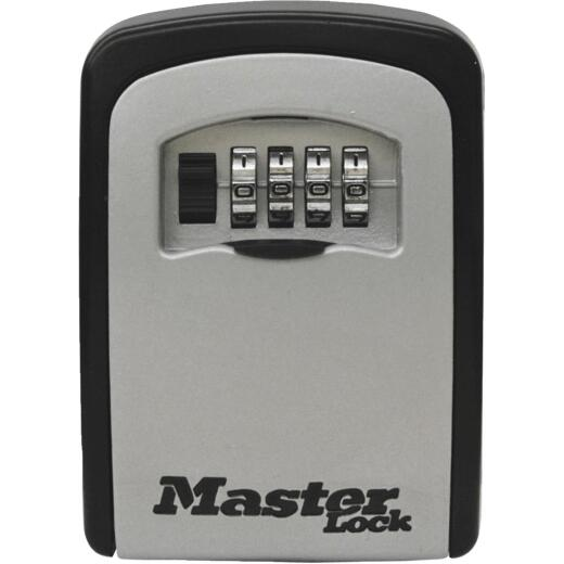 Master Lock Wall Mount Combination Safe with Screws