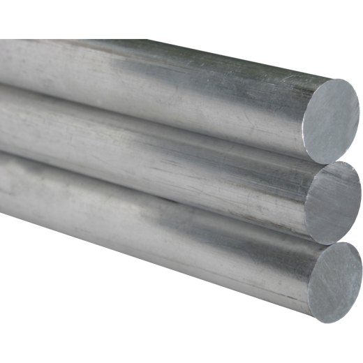 K&S 1/4 In. x 36 In. Solid Stainless Steel Rod