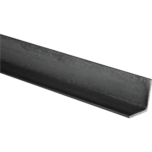 HILLMAN Steelworks 1-1/2 In. x 3 Ft., 1/8 In. Construct-it Weldable Solid Angle